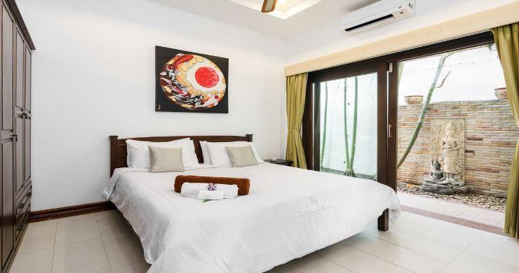 Zen 3 Bedroom Modern Pool Villa for Sale in Bophut-9