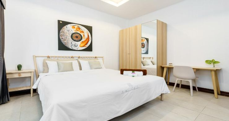 Zen 3 Bedroom Modern Pool Villa for Sale in Bophut-8