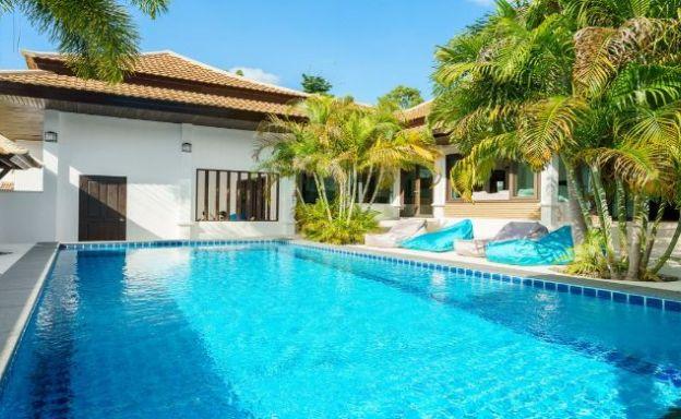 Zen 3 Bedroom Modern Pool Villa for Sale in Bophut