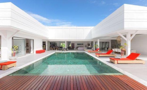 Contemporary 7 Bed Luxury Sea-view Villa in Bophut
