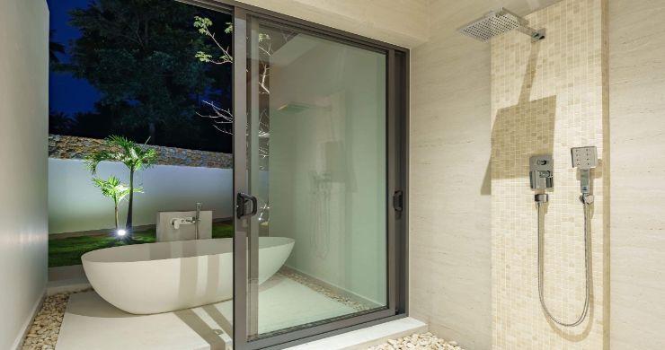 Luxury 3 Bed Bali Sea View Villas for Sale in Bophut-21
