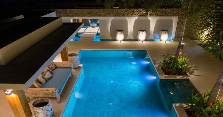 Luxury 3 Bed Bali Sea View Villas for Sale in Bophut-18
