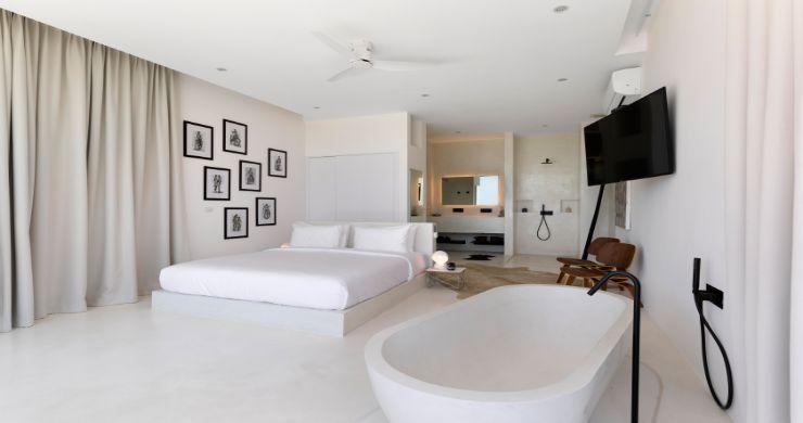 Contemporary 5 Bedroom Sea View Villa in Choeng Mon-15