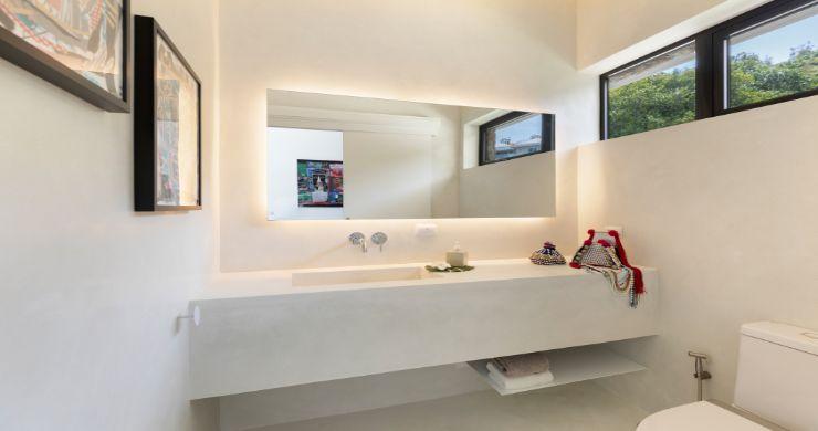 Contemporary 5 Bedroom Sea View Villa in Choeng Mon-17