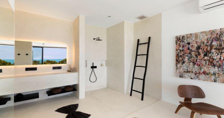 Contemporary 5 Bedroom Sea View Villa in Choeng Mon-14