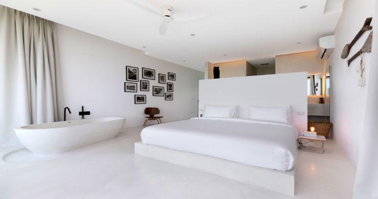 Contemporary 5 Bedroom Sea View Villa in Choeng Mon-13
