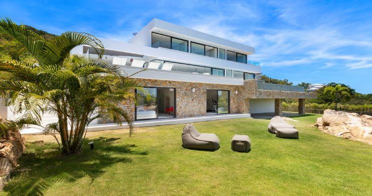 Contemporary 5 Bedroom Sea View Villa in Choeng Mon-24