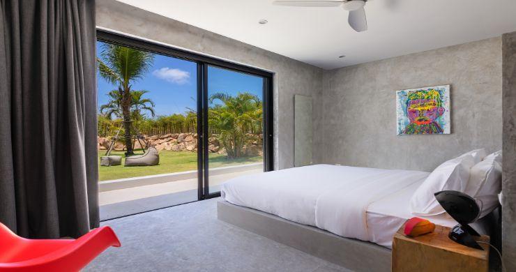Contemporary 5 Bedroom Sea View Villa in Choeng Mon-11