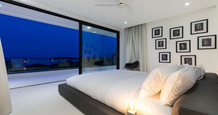 Contemporary 5 Bedroom Sea View Villa in Choeng Mon-22