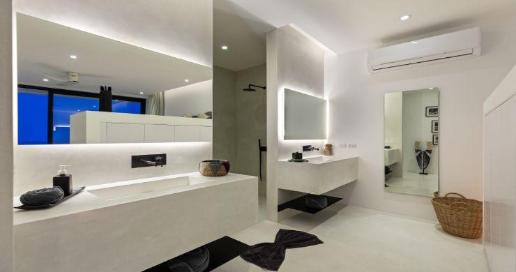 Contemporary 5 Bedroom Sea View Villa in Choeng Mon-16