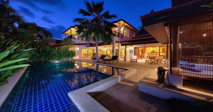 Modern Beachside 3 Bed Sea View Villa in Hua Thanon-1