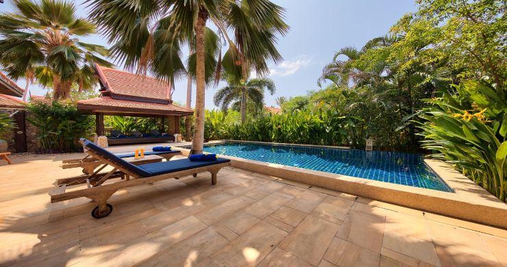 Modern Beachside 3 Bed Sea View Villa in Hua Thanon-21