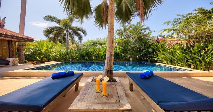 Modern Beachside 3 Bed Sea View Villa in Hua Thanon-2