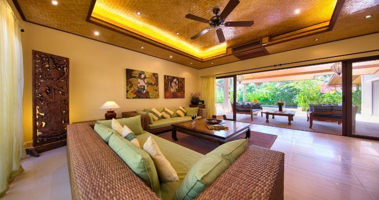 Modern Beachside 3 Bed Sea View Villa in Hua Thanon-10