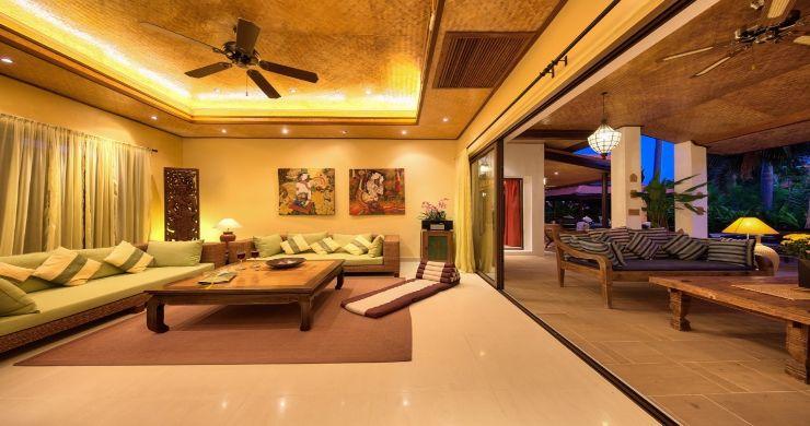 Modern Beachside 3 Bed Sea View Villa in Hua Thanon-11