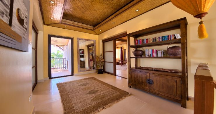 Modern Beachside 3 Bed Sea View Villa in Hua Thanon-13