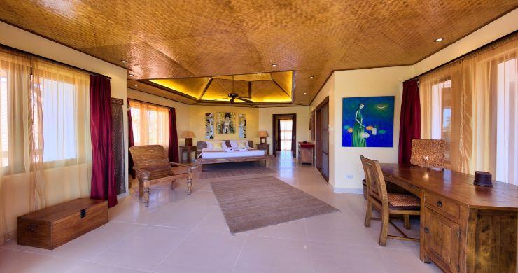 Modern Beachside 3 Bed Sea View Villa in Hua Thanon-8