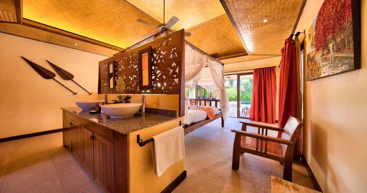 Modern Beachside 3 Bed Sea View Villa in Hua Thanon-12