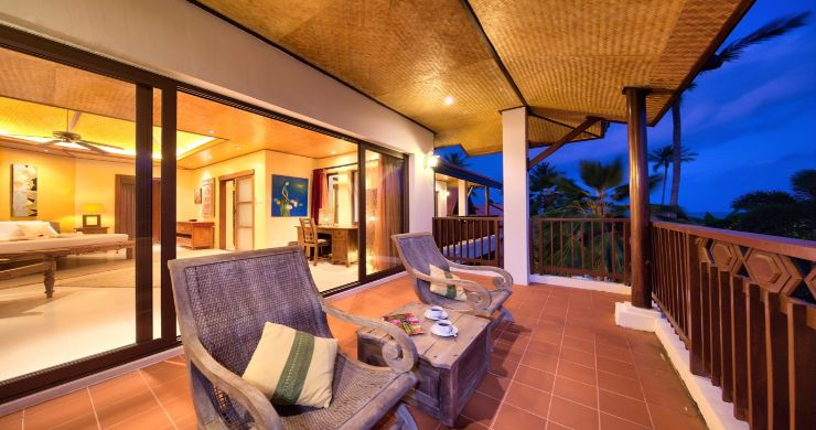 Modern Beachside 3 Bed Sea View Villa in Hua Thanon-5