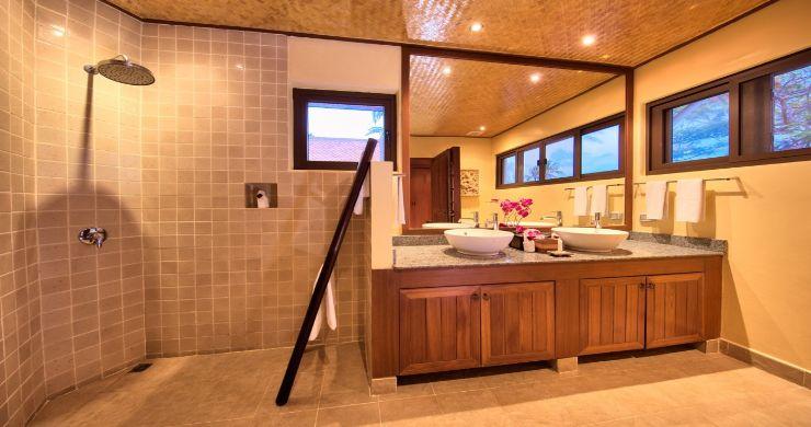 Modern Beachside 3 Bed Sea View Villa in Hua Thanon-24