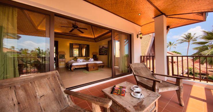 Modern Beachside 3 Bed Sea View Villa in Hua Thanon-6