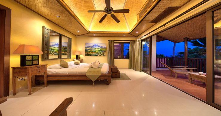 Modern Beachside 3 Bed Sea View Villa in Hua Thanon-16