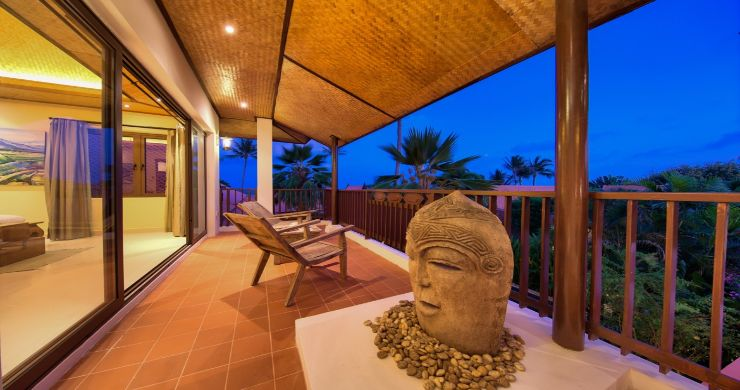 Modern Beachside 3 Bed Sea View Villa in Hua Thanon-15