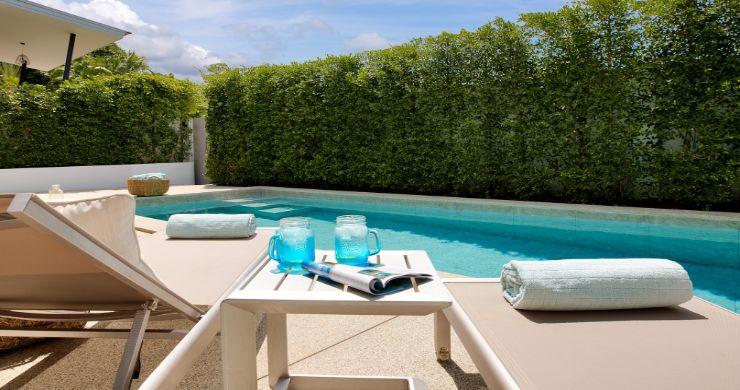 Charming 3 Bedroom Modern Pool Villa in Bangrak-21