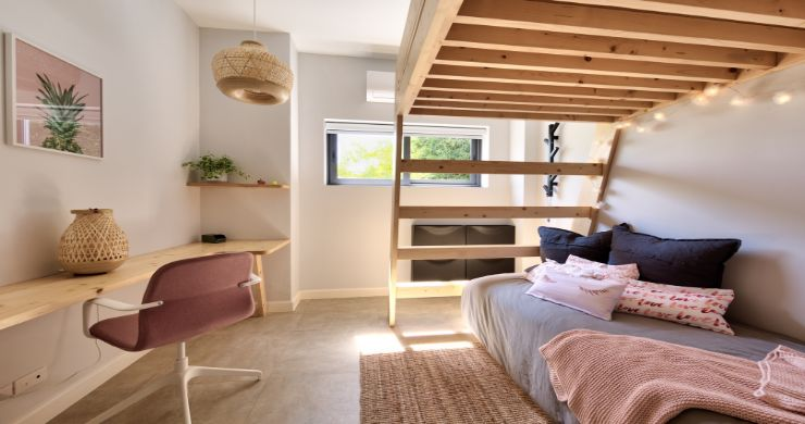 Charming 3 Bedroom Modern Pool Villa in Bangrak-14