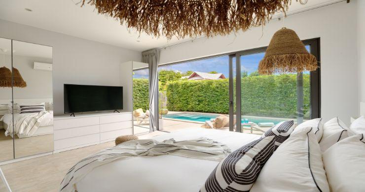 Charming 3 Bedroom Modern Pool Villa in Bangrak-11