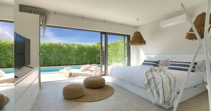 Charming 3 Bedroom Modern Pool Villa in Bangrak-12