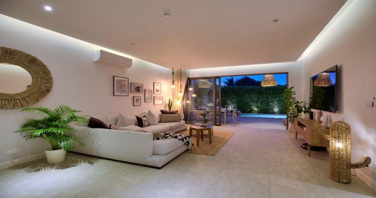 Charming 3 Bedroom Modern Pool Villa in Bangrak-20