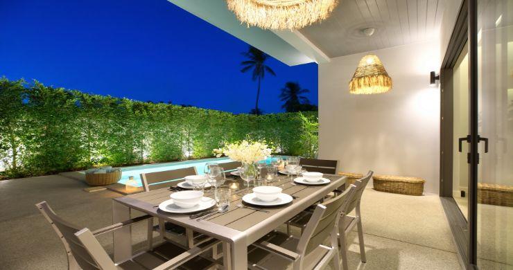 Charming 3 Bedroom Modern Pool Villa in Bangrak-22