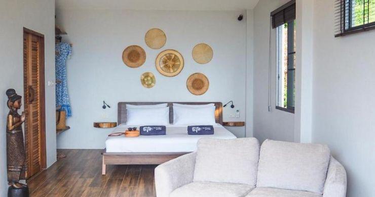 5 Sea View Villa Business for Sale in Koh Phangan-7