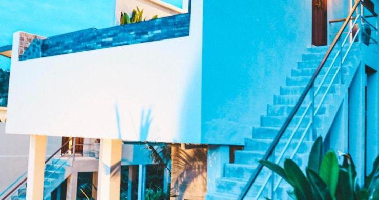 5 Sea View Villa Business for Sale in Koh Phangan-11