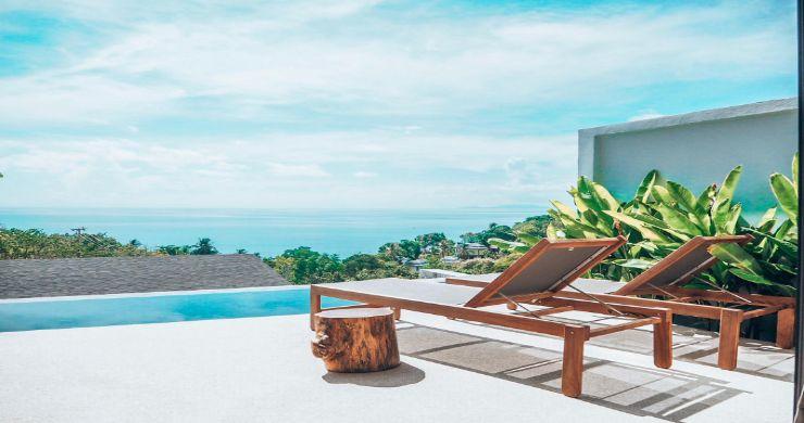 5 Sea View Villa Business for Sale in Koh Phangan-1