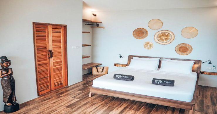 5 Sea View Villa Business for Sale in Koh Phangan-6