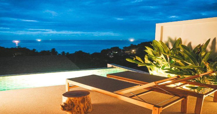 5 Sea View Villa Business for Sale in Koh Phangan-13