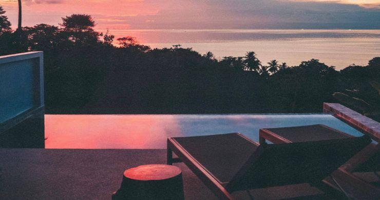 5 Sea View Villa Business for Sale in Koh Phangan-15