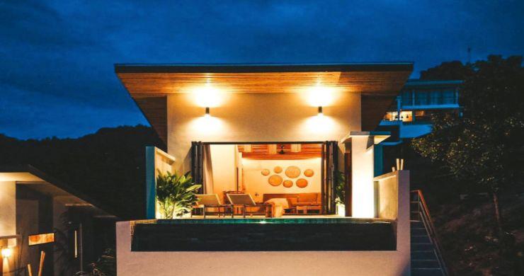 5 Sea View Villa Business for Sale in Koh Phangan-12