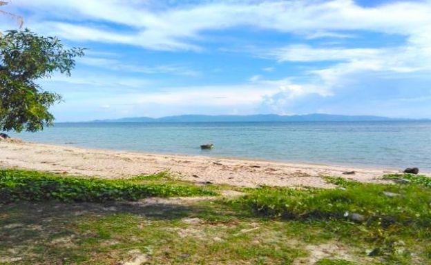 Prime Koh Phangan Beachfront Land in Ban Tai