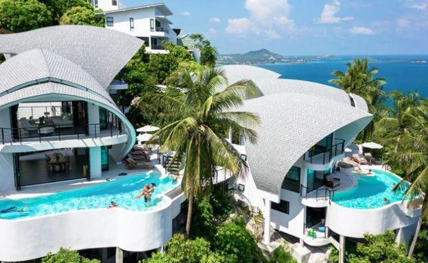 Extraordinary Luxury Villa Resort in Chaweng Noi