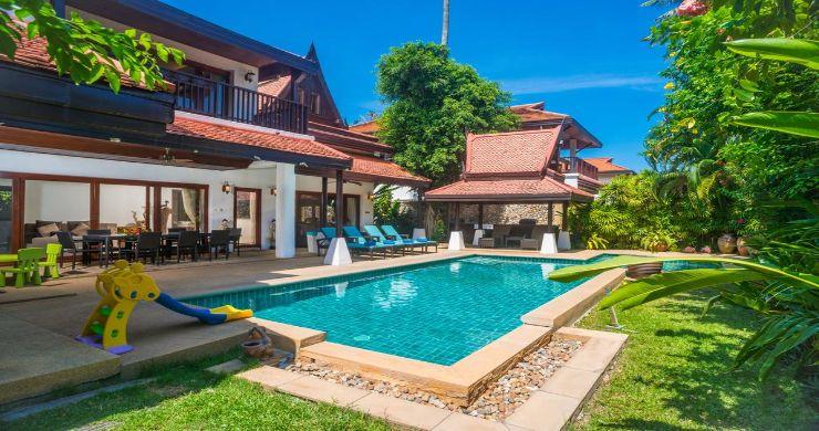 Luxury 5 Bedroom Beachside Pool Villa in Hua Thanon-2