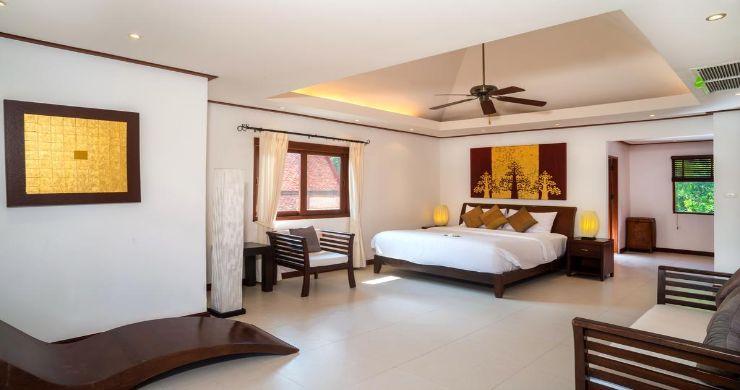 Luxury 5 Bedroom Beachside Pool Villa in Hua Thanon-14