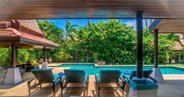 Luxury 5 Bedroom Beachside Pool Villa in Hua Thanon-10