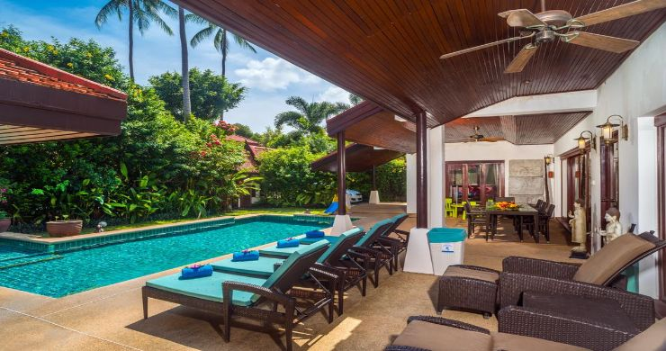 Luxury 5 Bedroom Beachside Pool Villa in Hua Thanon-4