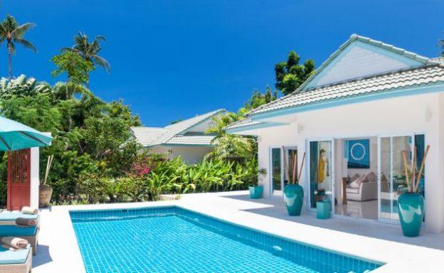 Charming 3 Bed Beachside Pool Villa in Hua Thanon