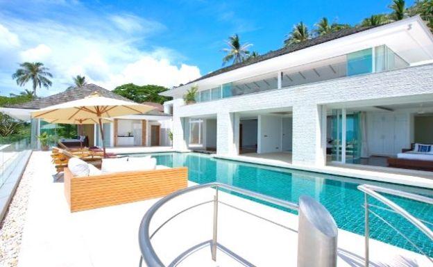 Contemporary 4 Bed Luxury Sea View Villa in Bang Por