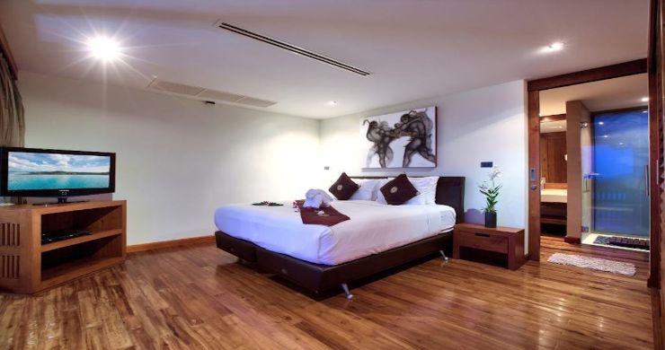 Lavish 5 Bedroom Tropical Sea View Villa in Bophut-12