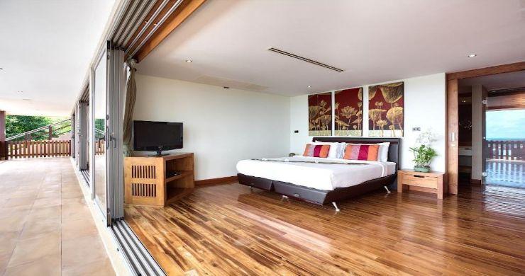Lavish 5 Bedroom Tropical Sea View Villa in Bophut-10